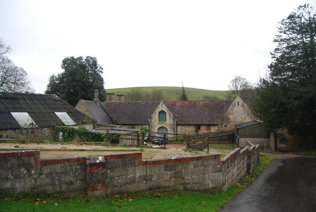 Estate Yard and Buildings, Bridehead