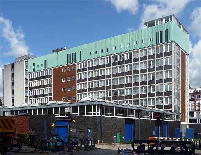 Pariser Building, Sackville Street, Manchester