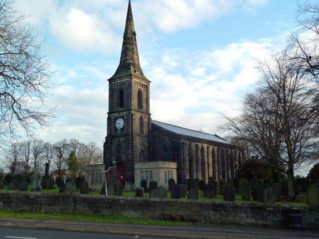 Wadsley Parish Church