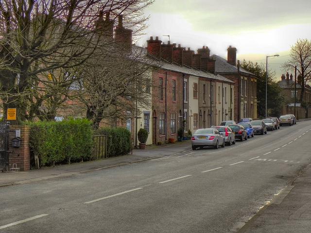 Butcherfield Row, Haigh