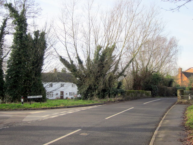 Stoke Pound Fish House Lane