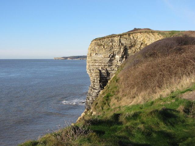 Glamorgan coast near Llantwit Major