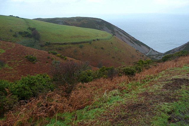 View towards The Foreland