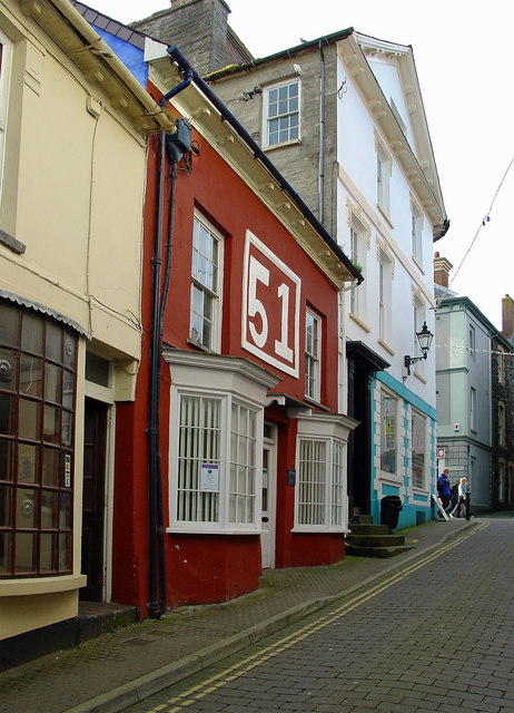 51, St Mary Street, Cardigan