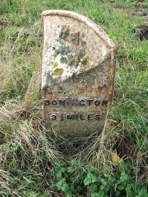 Donington 3 ½ Miles
