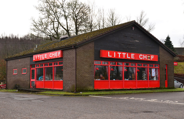Little Chef - Spean Bridge