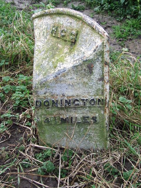 Donington 4 ½ Miles