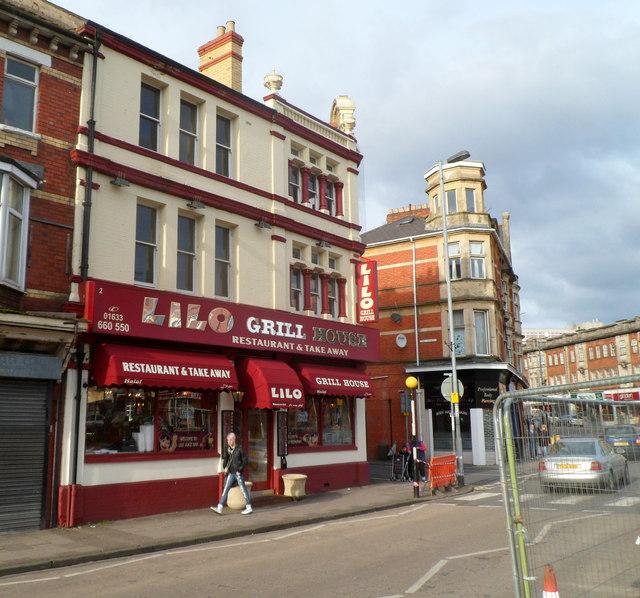 Lilo Grill House, Newport