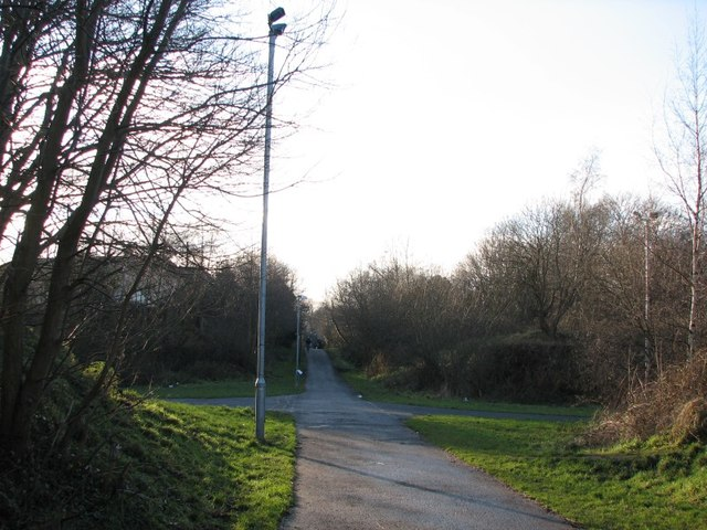 Five Ways junction