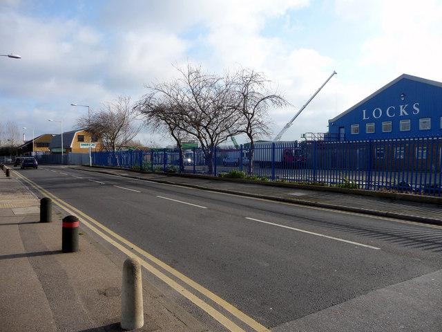 Locks Building, Freshwater Road, Chadwell Heath