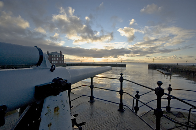 Humber Dock basin, Hull