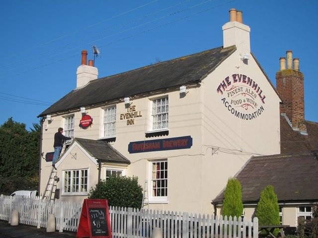 The Evenhill Inn, Littlebourne