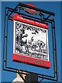 TR2057 : The Evenhill Inn sign by Oast House Archive