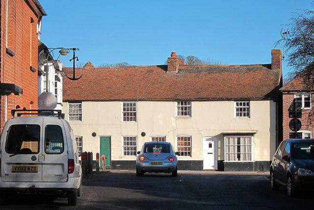 Corner Cottage, High Street