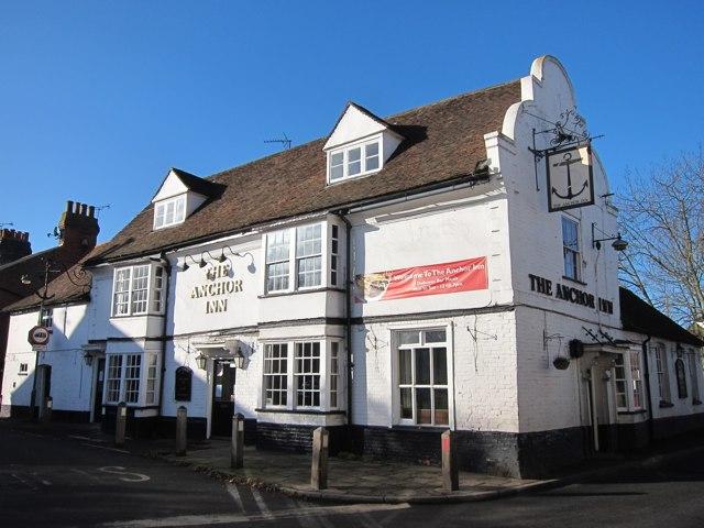 The Anchor Inn, Littlebourne