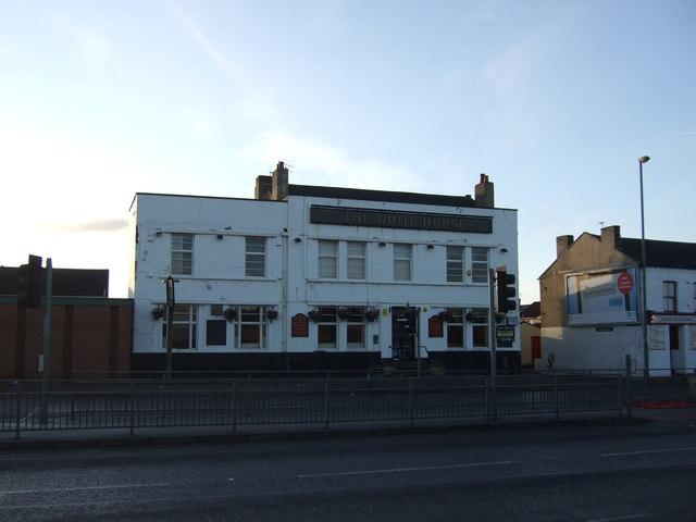 The White Horse, York Road, Leeds