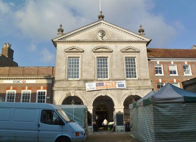 Blandford Forum Town Hall