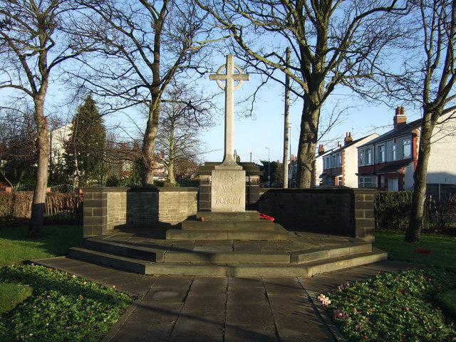War Memorial, Whitkirk
