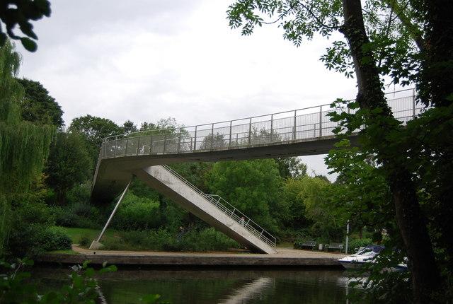 Kent Messenger Bridge