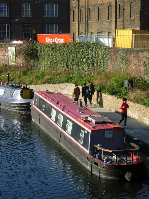 Regent's Canal, King's Cross