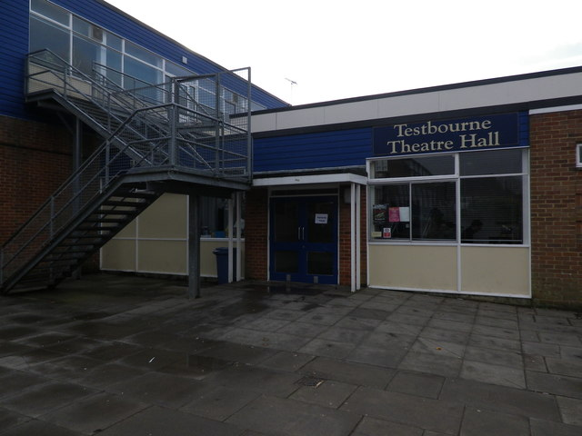 Testbourne Theatre Hall