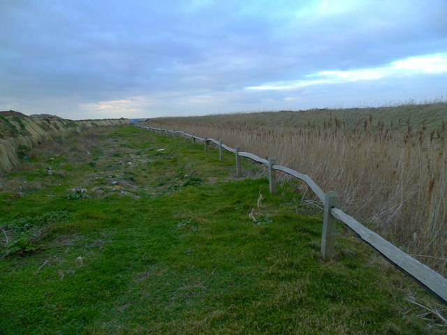 A stretch besides Broad Rife