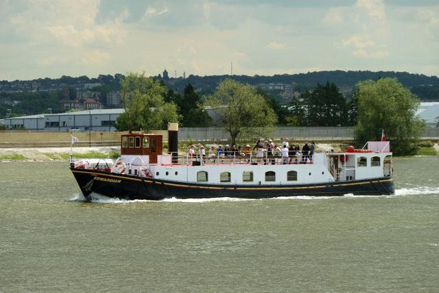 MV 'Edwardian'