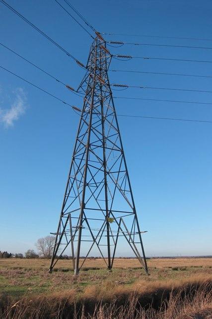 Pylon by Rubery Close