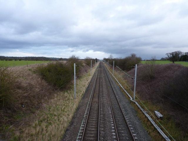 West Coast Main Line - north