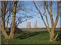 TR3260 : Richborough Power Station by Oast House Archive