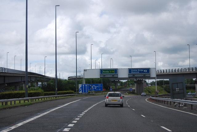 Junction 29, M8