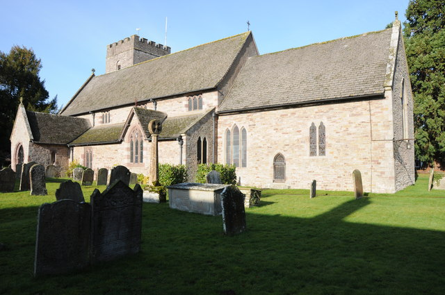 Eardisley church