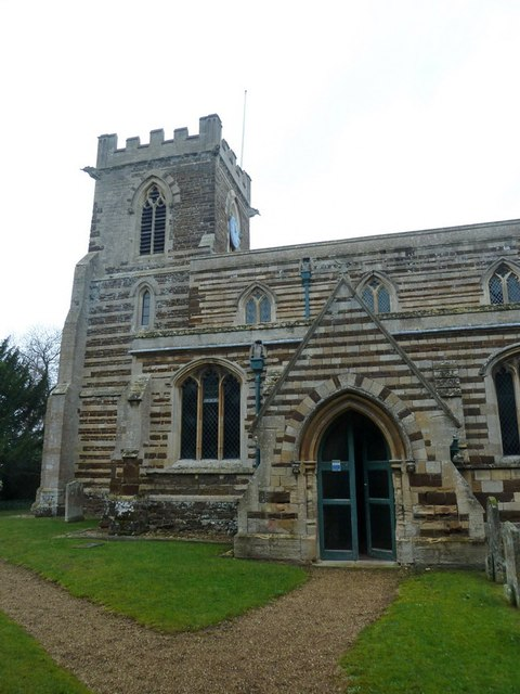 The Parish Church of St Peter, Tempsford