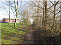 SE3537 : A path from Coal Road to Sherburn Road North by Ian S