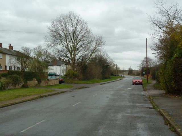 Church Street, Church End