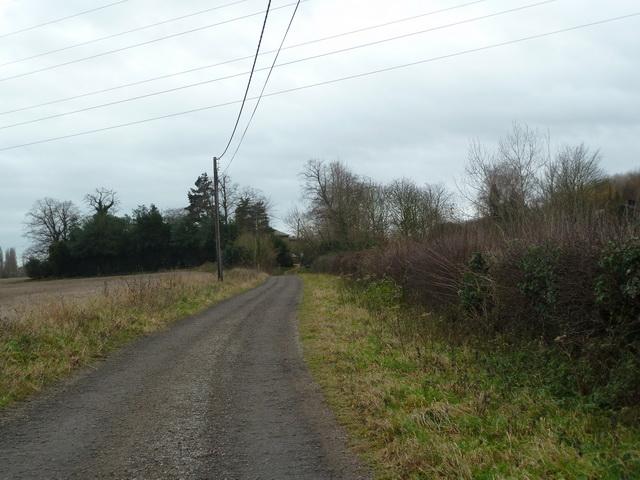 Mill Lane, Church End
