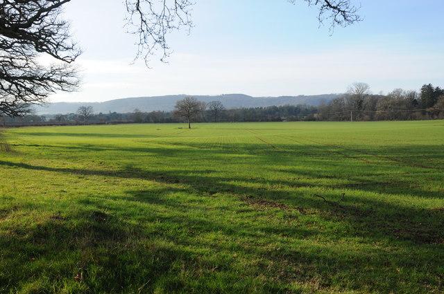 Arable land at Staunton on Wye