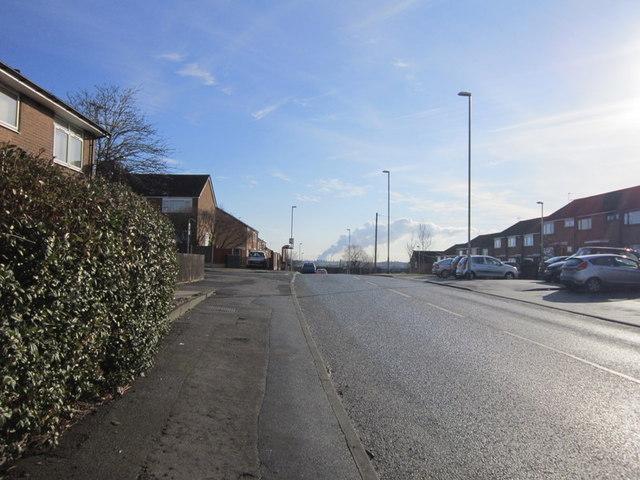 Sherburn Road, Whinmoor