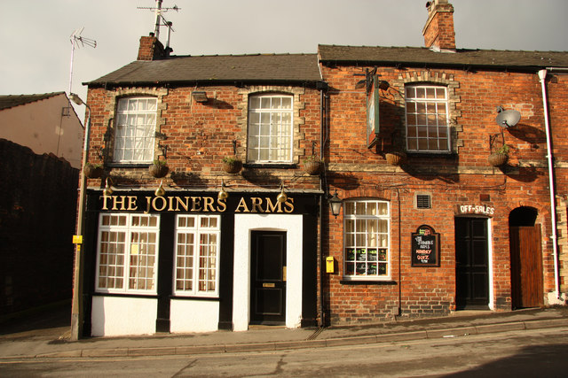 The Joiner's Arms