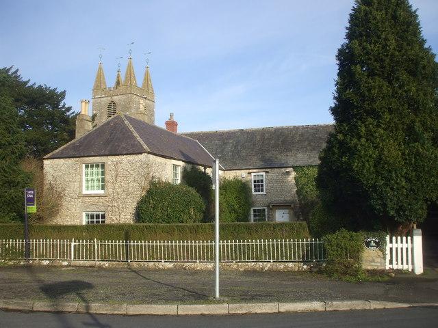 Church Farm, Marksbury