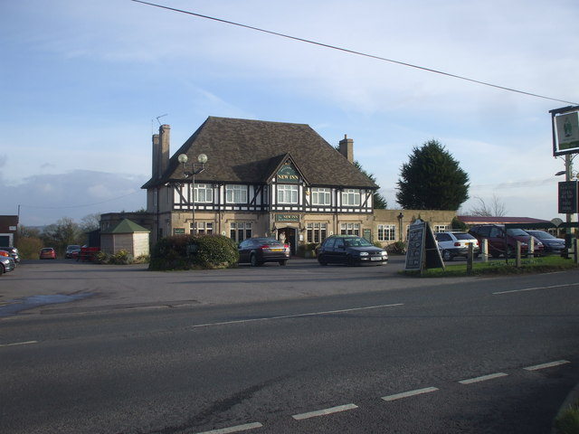 The New Inn, near Farmborough