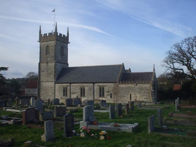 All Saints Church, Farmborough