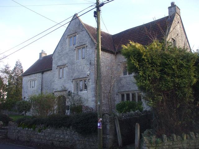 Old house, Farmborough