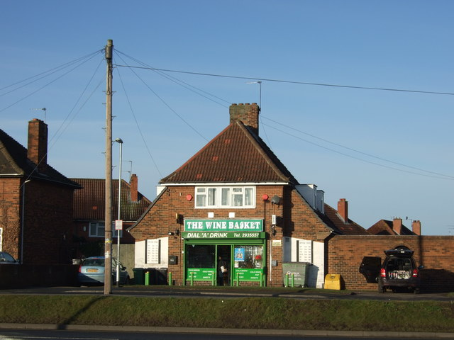 Shop on York Road