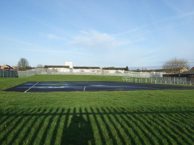 School playing fields, Swarcliffe