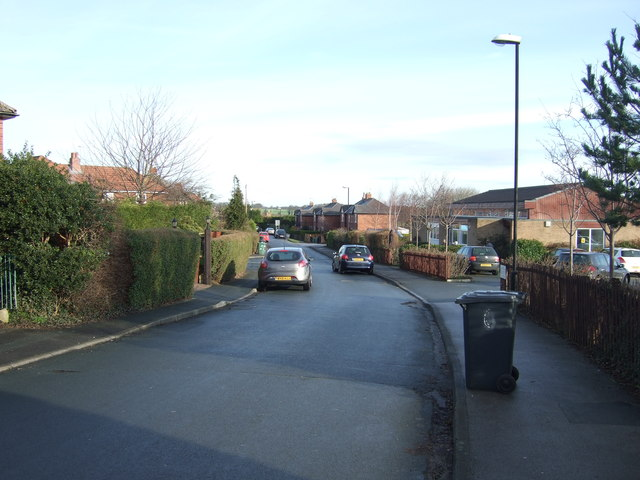 Chapel Lane, Barwick in Elmet