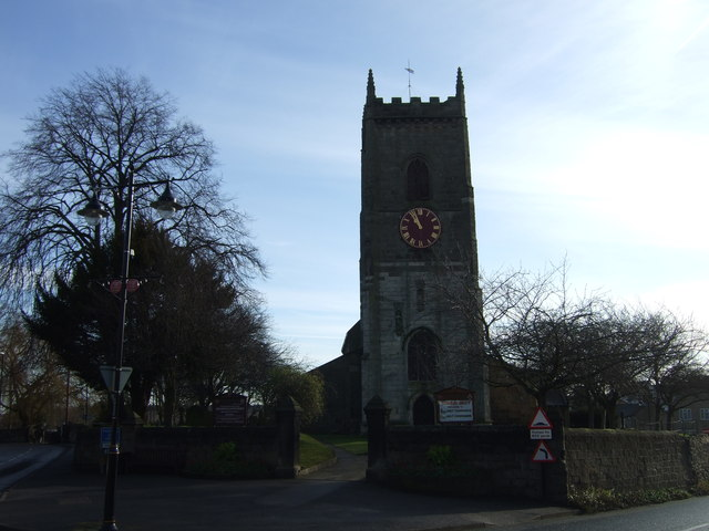 All Saints Church, Barwick in Elmet