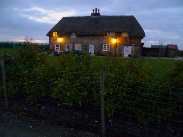 Cottage on Ham Road