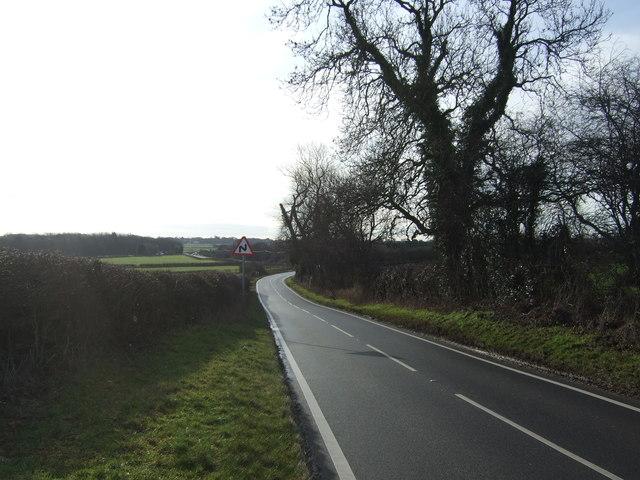 Long Lane towards Garforth