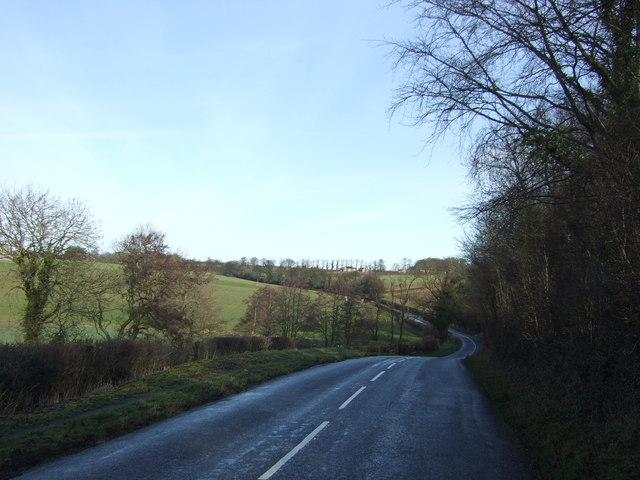 Potterton Lane heading north